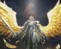 ange en armure - ascension