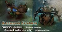 Steampunk-Creatures