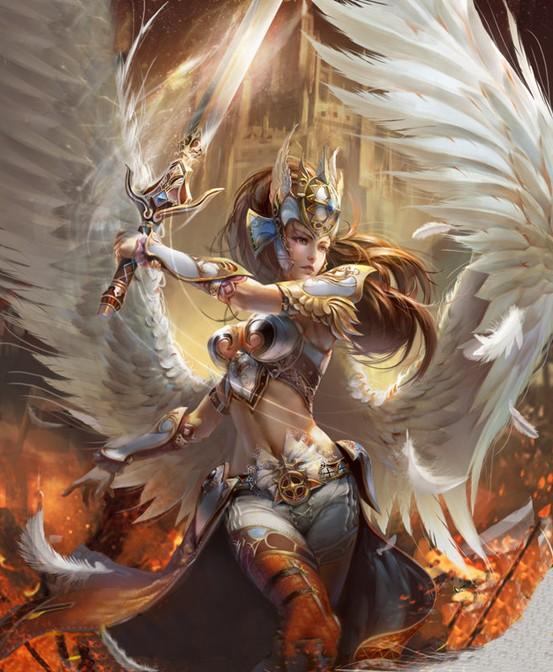 chevalier angel