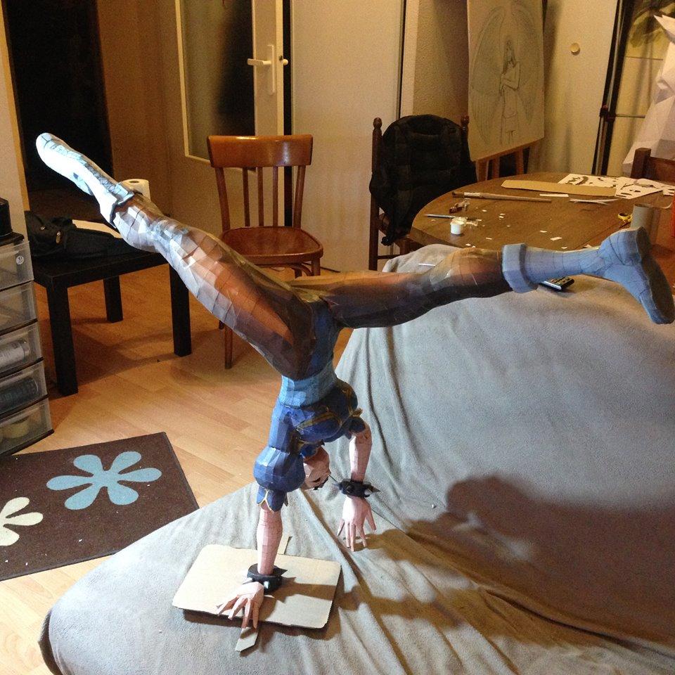 chunli - whirling kick