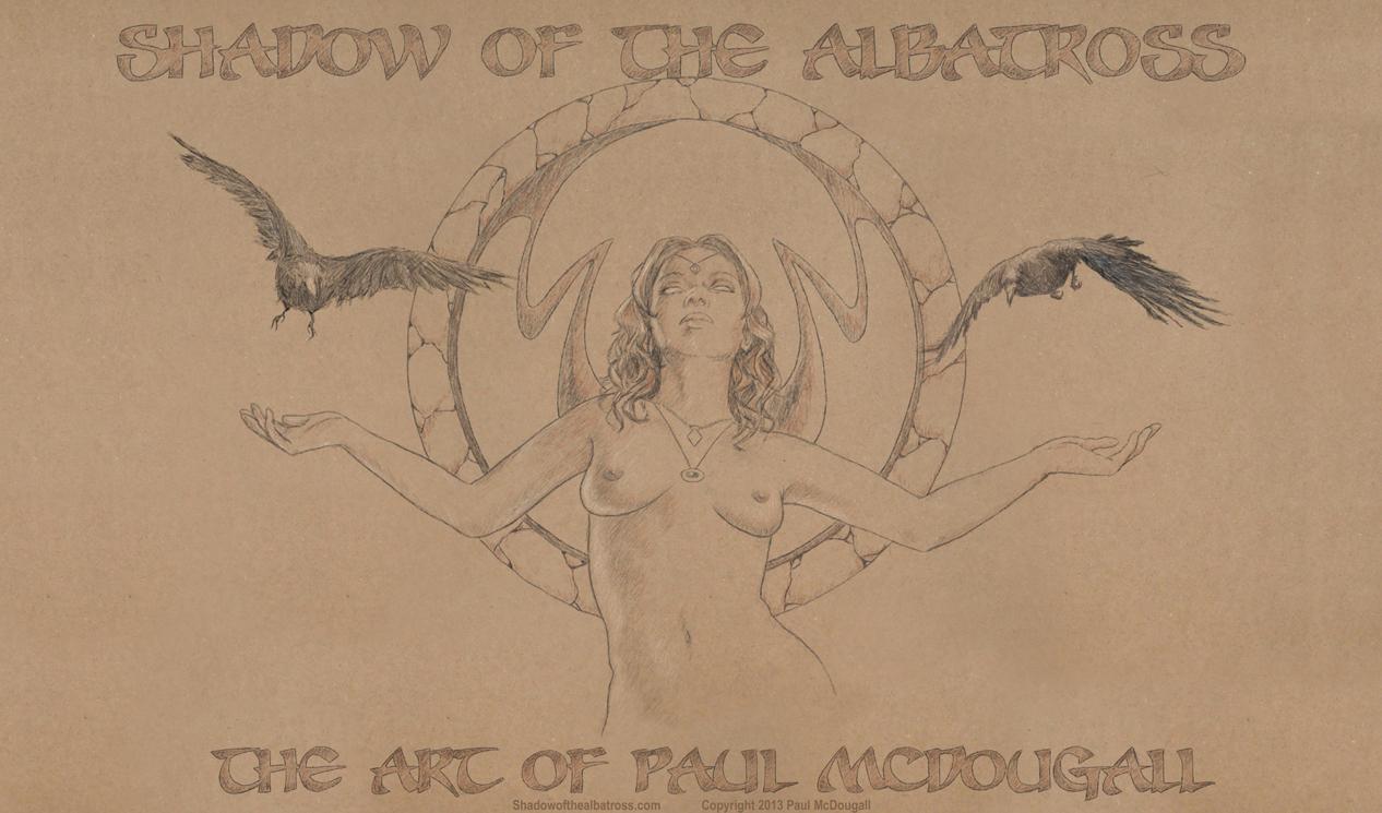 Shadow of the abatross