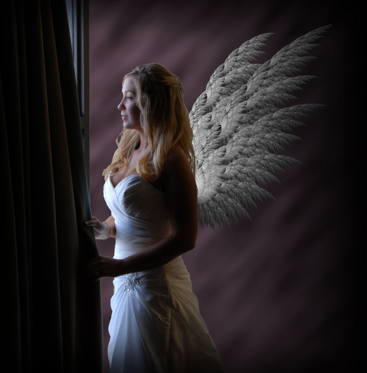 wedding angel